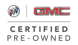 Buick GMC Certified Pre-Owned